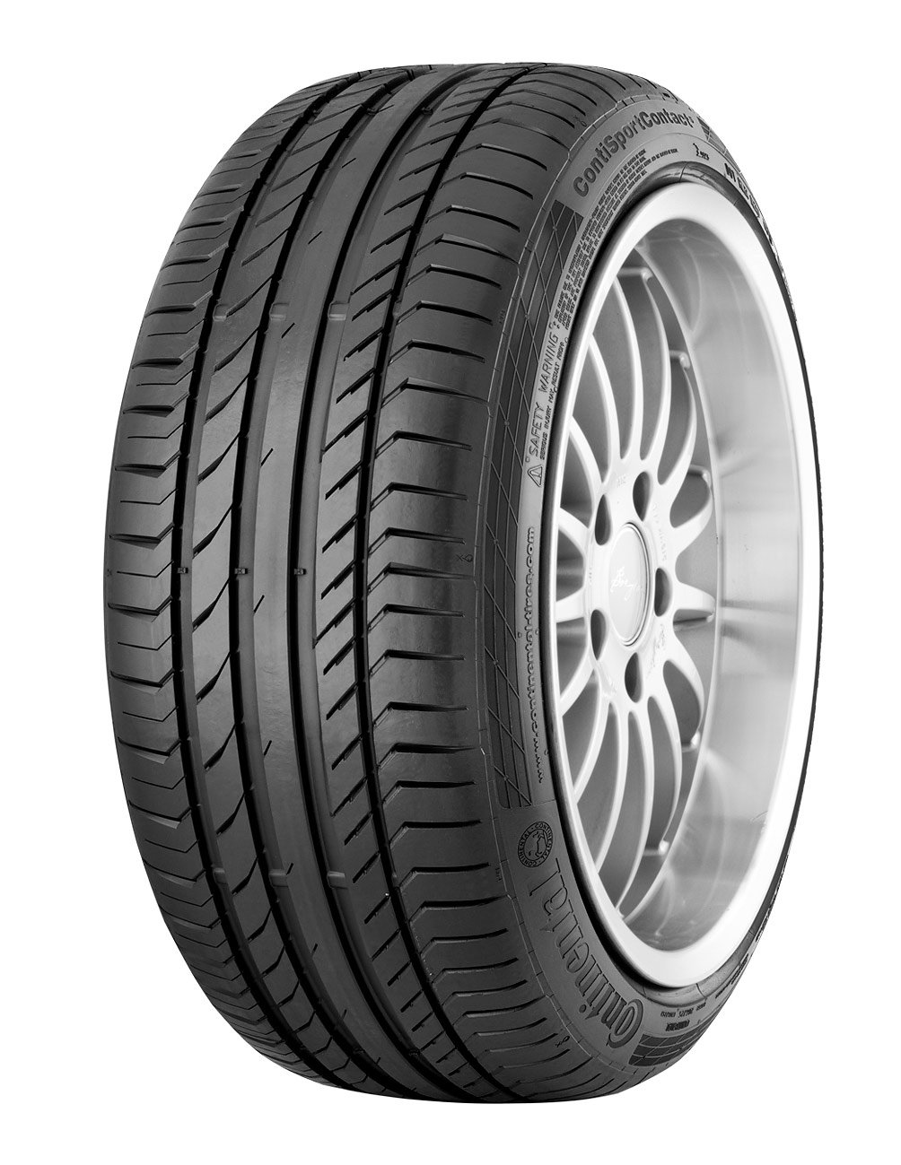 Continental ContiSportContact 5 SUV 255/50 R19 SSR (RunFlat)