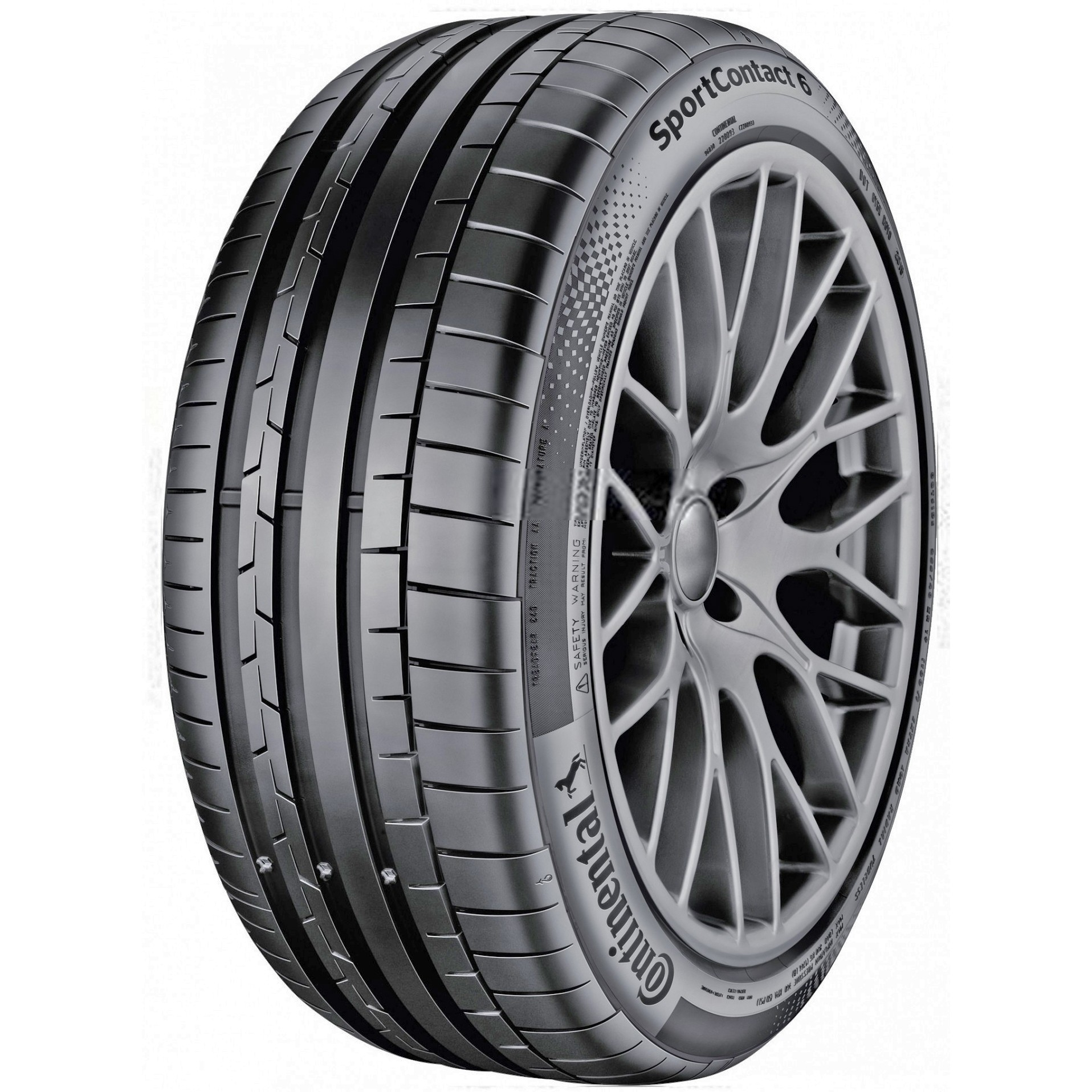 Continental SportContact 6 295/35 R22